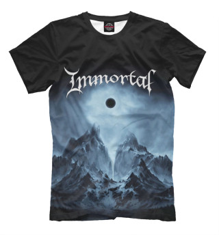 Мужская футболка Immortal Art