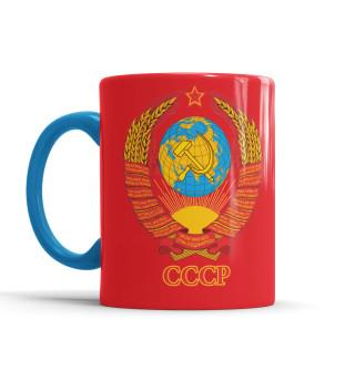 Кружка Герб СССР