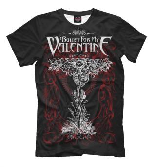 Мужская футболка Bullet For My Valentine