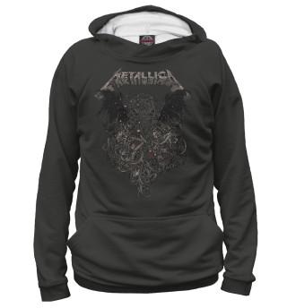 Мужское худи Metallica band