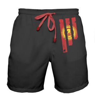 Мужские шорты Kyrgyzstan
