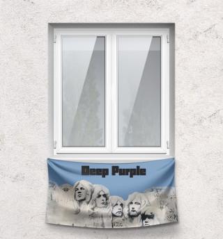 Флаг Deep Purple