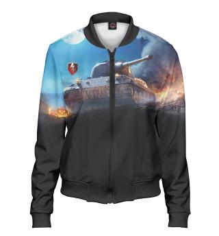 Женский бомбер World of Tanks Blitz