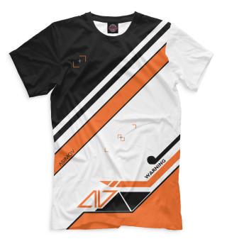Мужская футболка Asiimov