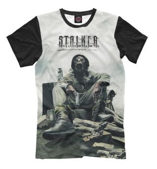 Мужская футболка Stalker