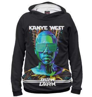 Женское худи Kanye West