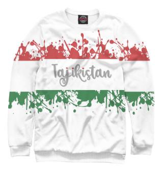 Мужской свитшот Таджикистан