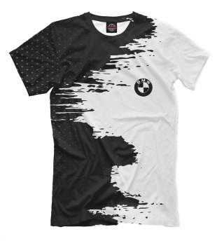 Мужская футболка BMW sport