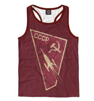 Мужская майка-борцовка СССР