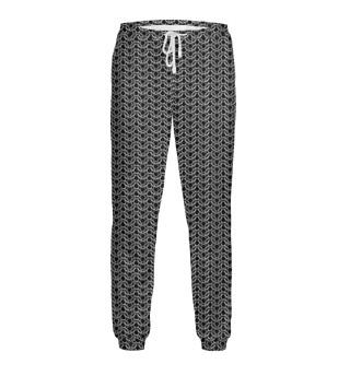 Мужские спортивные штаны Кольчуга