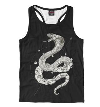 Geometric dark snake