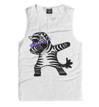 zebra dab