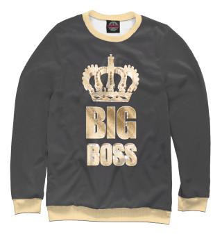 Мужской свитшот Big Boss