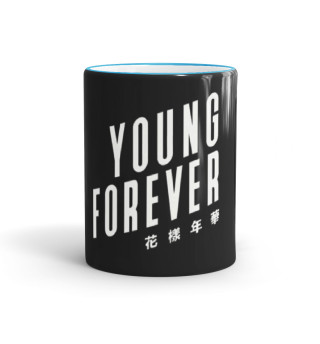 Кружка Young Forever