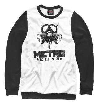 Metro 2033 black l