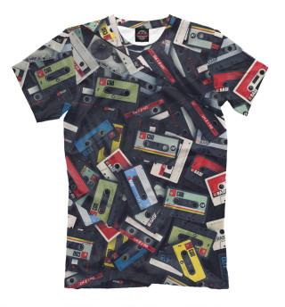Мужская футболка Назад в 90е