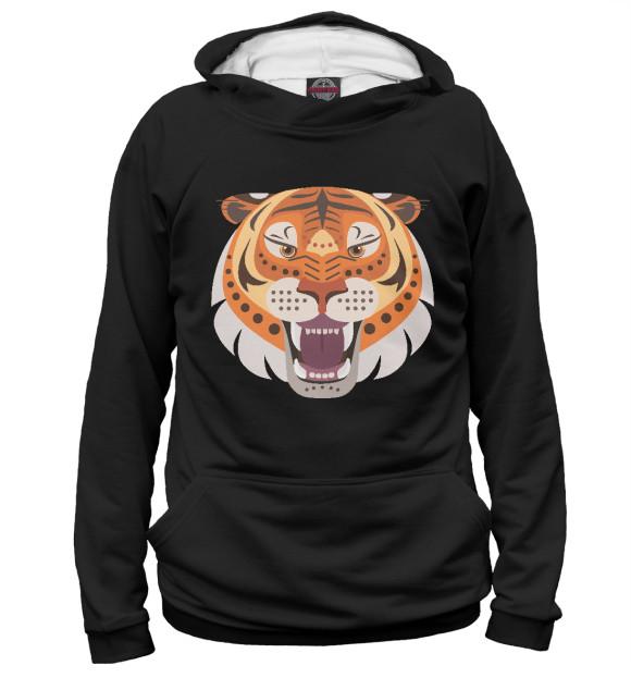 Женское худи African Tiger