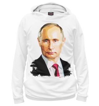 Мужское худи Путин!