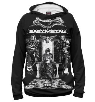 Мужское худи Babymetal