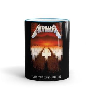 Кружка Metallica Master of Puppets
