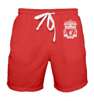 Мужские шорты Ливерпуль