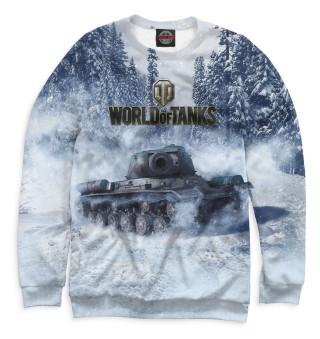 Свитшот для мальчиков World of Tanks