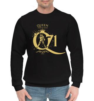Мужской хлопковый свитшот Queen