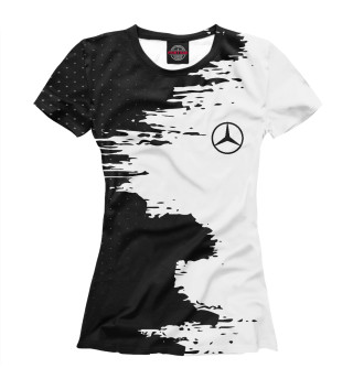 Женская футболка MERCEDES-BENZ sport