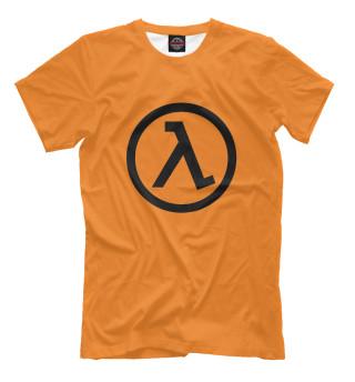 Мужская футболка Half-Life