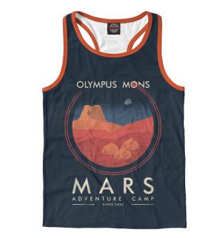 Мужская майка-борцовка Mars Adventure Camp