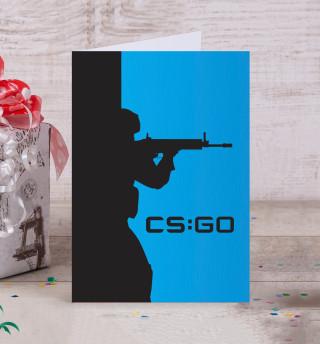 CS:GO Силуэт