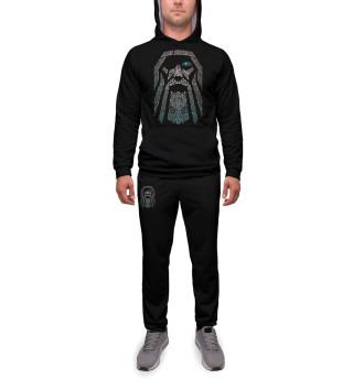 Мужской спортивный костюм Один