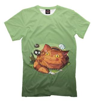 Мужская футболка Студия GHIBLI