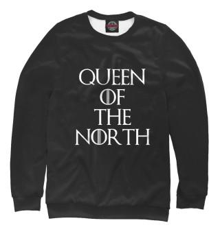 Мужской свитшот Королева Севера