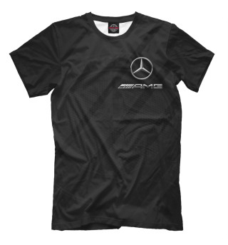 Мужская футболка Mercedes AMG