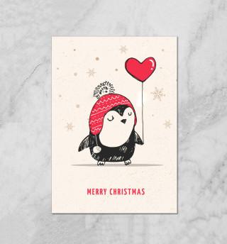 Cutie Little Penguin
