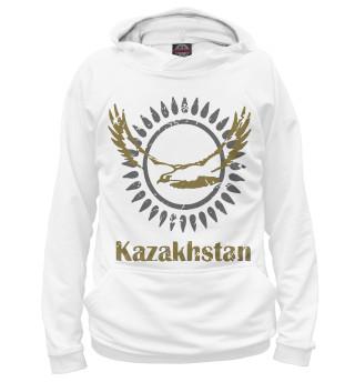 Женское худи Солнечный Казахстан