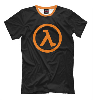 Мужская футболка Half Life