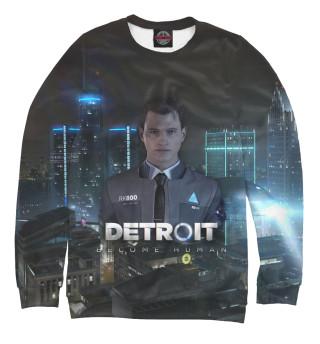 Женский свитшот Detroit: Become Human