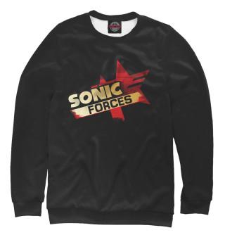 Женский свитшот Sonic Forces