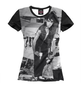 Женская футболка Nick Cave