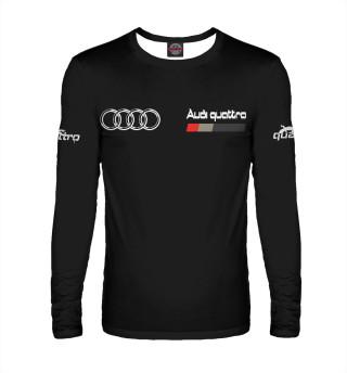 Мужской лонгслив Audi Quattro