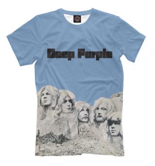 Мужская футболка Deep Purple