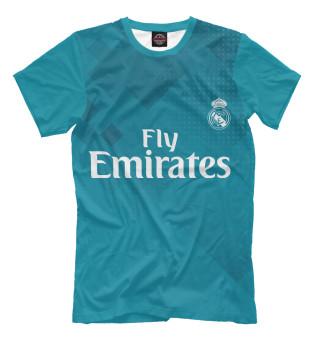 Мужская футболка Реал Мадрид