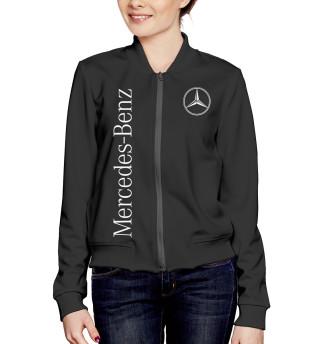 Женский бомбер Mercedes-Benz