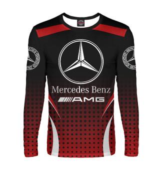 Мужской лонгслив Mercedes-Benz