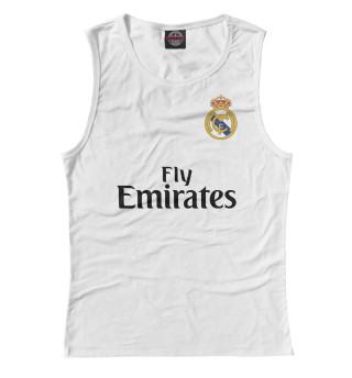 Майка для девочки Форма Реал Мадрид