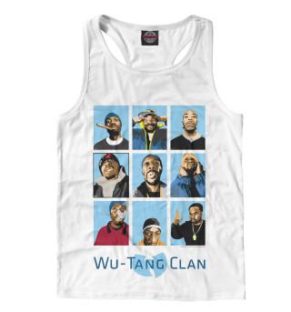 Мужская майка-борцовка Wu-Tang Clan