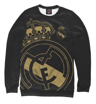 Мужской свитшот Real Madrid exclusive gold