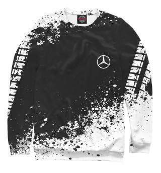 Мужской свитшот Mercedes-Benz abstract sport uniform